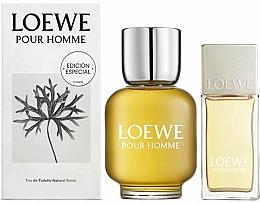 Parfumuri și produse cosmetice Loewe Loewe Pour Homme - Set (edt/200ml + edt/30ml)