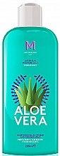 """Parfumuri și produse cosmetice Loțiune după plajă """"Aloe Vera"""" - Mediterraneo Sun Moisturising Aftersun"""