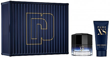Paco Rabanne Pure XS - Set (edt/100ml+sh/gel/100ml) — Imagine N1