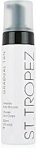 Parfumuri și produse cosmetice Мусс-автозагар для ежедневного использования - St.Tropez Gradual Tan Everyday Body Mousse