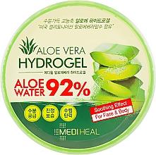 "Parfumuri și produse cosmetice Hydrogel ""Aloe Vera"" - Mediheal Aloe Vera Hydrogel"