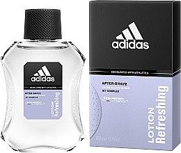 Parfumuri și produse cosmetice Loțiune după ras - Adidas Skincare After Shave Lotion Refreshing