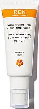 Parfumuri și produse cosmetice Gel de noapte pentru față - Ren Radiance Wake Wonderful Night-Time Facial