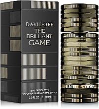 Parfumuri și produse cosmetice Davidoff The Brilliant Game - Apă de toaletă