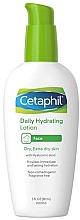 Parfumuri și produse cosmetice Loțiune hidratantă cu acid hialuronic pentru față - Cetaphil Daily Hydrating Lotion With Hyaluronic Acid