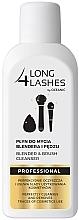 Parfumuri și produse cosmetice Soluție pentru curățarea pensulelor și blender - Long4Lashes Blender and Brash Cleanser