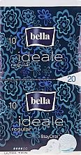 Parfumuri și produse cosmetice Absorbante de fiecare zi Ideale Ultra Regular StayDrai, 20 bucăți - Bella