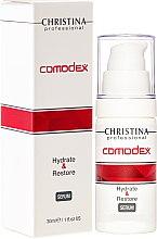 Parfumuri și produse cosmetice Ser hidratant pentru față - Christina Comodex Hydrate & Restore Serum