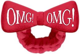 Parfumuri și produse cosmetice Bentiță cosmetică, roție - Double Dare OMG! Red Hair Band