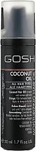 Parfumuri și produse cosmetice Ulei pentru păr - Gosh Coconut Oil Mask