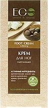 """Parfumuri și produse cosmetice Cremă pentru picioare """"Calmantă"""" - ECO Laboratorie Food Cream"""