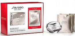 Parfumuri și produse cosmetice Set - Shiseido Bio-Performance Glow Revival Cream Set (cr/50ml+exfol/disc/2pieces)