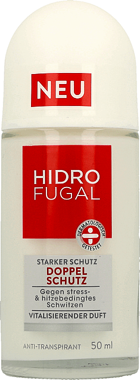 """Antiperspirant roll-on """"Protecție dublă"""" - Hidrofugal Double Protection Roll-on"""