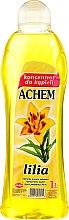 "Parfumuri și produse cosmetice Concentrat lichid pentru baie ""Crini"" - Achem Concentrated Bubble Bath Lily"