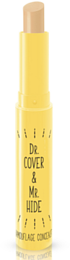 Corrector - Virtual Dr. Cover & Mr. Hide Camouflage Concealer