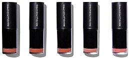 Parfumuri și produse cosmetice Set 5 rujuri - Revolution Pro 5 Lipstick Collection Bare