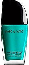 Parfumuri și produse cosmetice Lac de unghii - Wet N Wild Shine Nail Color