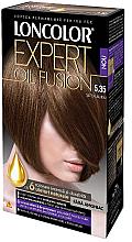 Parfumuri și produse cosmetice Vopsea de păr - Loncolor Expert Oil Fusion