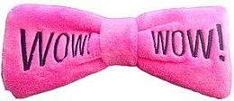 Parfumuri și produse cosmetice Bandă de păr, roz - Double Dare WOW! Pink Hair Band