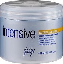 Parfumuri și produse cosmetice Mască nutritivă pentru păr uscat și deteriorat - Vitality's Intensive Nutriactive Mask