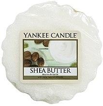 Parfumuri și produse cosmetice Ceară aromată - Yankee Candle Shea Butter Wax Melts