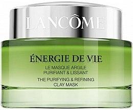Parfumuri și produse cosmetice Mască de față - Lancome Energie De Vie Green Clay Mask (tester)