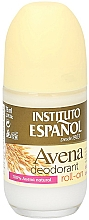 Parfumuri și produse cosmetice Deodorant roll-on - Instituto Espanol Avena Deodorant Roll-on