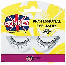 Parfumuri și produse cosmetice Gene False, sintetice - Ronney Professional Eyelashes RL00017