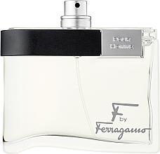 Parfumuri și produse cosmetice Salvatore Ferragamo F by Ferragamo Pour Homme - Apă de toaletă (tester fără capac)