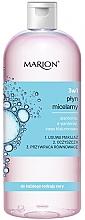 Parfumuri și produse cosmetice Lichid micelar 3 în 1 - Marion