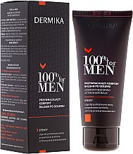 Parfumuri și produse cosmetice Balsam calmant după bărbierit - Dermika Comfort Restoring After-Shave Balm