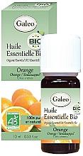 Parfumuri și produse cosmetice Ulei esențial organic de portocală  - Galeo Organic Essential Oil Orange
