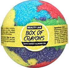 Parfumuri și produse cosmetice Bombă de baie - Beauty Jar Box Of Crayons