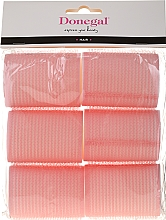 Parfumuri și produse cosmetice Bigudiuri pentru păr, 44 mm, 6 buc - Donegal Hair Curlers
