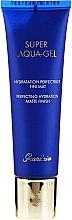 Parfumuri și produse cosmetice Gel hidratant mat pentru față - Guerlain Super Aqua-Gel (tester)