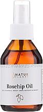 Parfumuri și produse cosmetice Ulei de măceșe, nerafinat - Natur Planet Rosehip Oil 100%