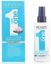 Parfumuri și produse cosmetice Mască spray pentru păr - Revlon Revlon Professional Uniq One Lotus Flower Hair Treatment
