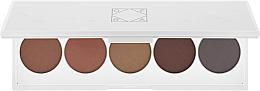 Parfumuri și produse cosmetice Paletă farduri pentru sprâncene - Ofra Signature Palette Eyebrow Quintet