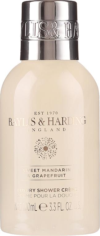 Set - Baylis & Harding Sweet Mandarin & Grapefruit (sh/gel/100ml + sh/cream/100ml + b/lot/100ml) — Imagine N4
