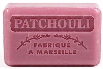 "Săpun de Marsilia ""Paciuli"" - Foufour Savonnette Marseillaise Patchouli"