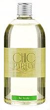 Parfumuri și produse cosmetice Rezervă pentru difuzor de aromă - Chic Parfum Refill The Verde
