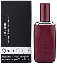 Atelier Cologne Oud Saphir Refillable Travel Spray - Apă de colonie — Imagine N2
