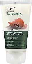 Parfumuri și produse cosmetice Ser fortifiant pentru mâini - Tolpa Green Firming 40+ Smoothing Hand Serum
