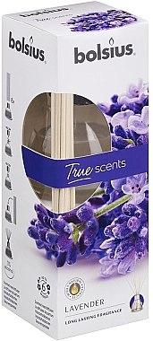 """Difuzor de aromă """"Lavandă"""" - Bolsius Fragrance Diffuser True Scents Lavender"""