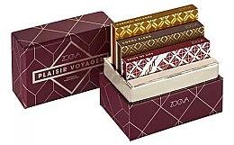 Parfumuri și produse cosmetice Set - Zoeva Plaisir Box Voyager