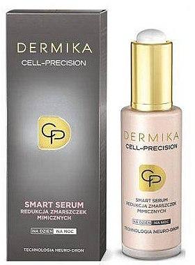 Ser antiriduri mimice - Dermika Cell-Precision Smart Face Serum  — Imagine N1