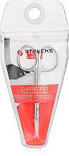 Parfumuri și produse cosmetice Foarfece de manichiură, 24 mm, SC-20/2 - Staleks Classic 20 Type 2