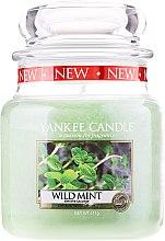 Parfumuri și produse cosmetice Preț redus! Lumânare aromată - Yankee Candle Wild Mint *