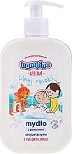 Parfumuri și produse cosmetice Săpun antibacterian cu pantenol și aromă de fructe - Bambino Family Antibacterial Soap