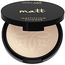 Parfumuri și produse cosmetice Pudră matifiantă - Vollare Mattifying Face Powder